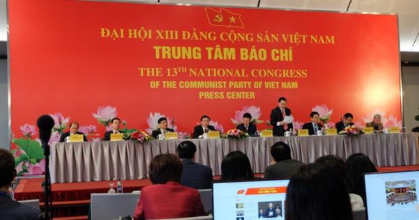 Phân công 191 ủy viên trung ương sinh hoạt tại 67 đoàn đại biểu Đại hội Đảng XIII