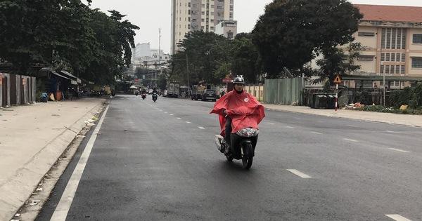 Miền Nam mát trở lại, trời giảm mưa