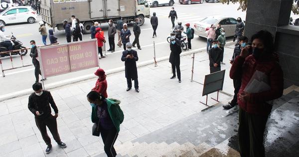 Quảng Ninh lập các tổ truy vết COVID-19 đến tận thôn, khu phố
