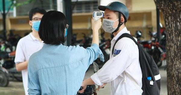 Trường học Hà Nội cho học sinh nghỉ vì có F1, F2