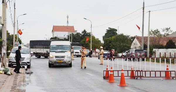 Hải Phòng hỏa tốc chỉ đạo truy vết những người từ TP.HCM về từ ngày 1-6