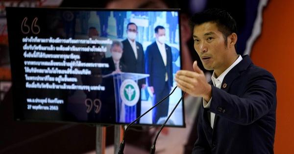 Công ty dược của vua Thái bị tố được ưu ái cho làm vắc xin COVID-19