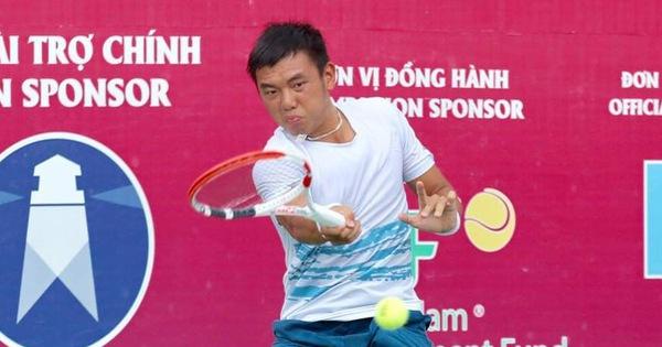 Lý Hoàng Nam thua hạt giống số 1 Marek Gengel trong hai loạt tie-break