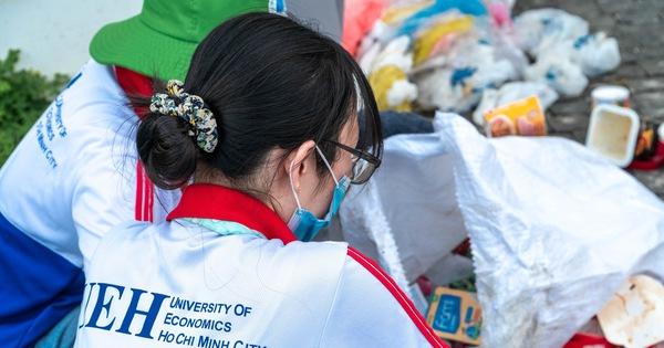 Triển khai dự án đại học không rác thải đầu tiên