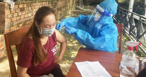 Tình hình dịch bệnh ở Kiên Giang đã giảm, nhưng không chủ quan