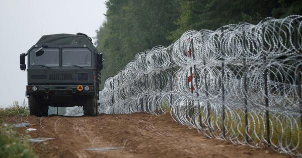 Khủng hoảng di cư mới ở châu Âu
