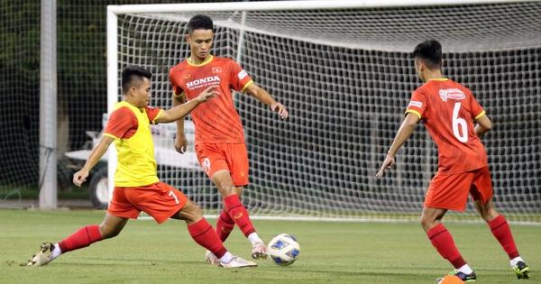Ông Park chốt danh sách tham dự vòng loại U23 châu Á 2022, đó là ai?
