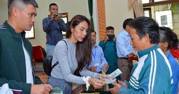 Bộ Công an yêu cầu hai huyện Nghệ An cung cấp tài liệu hoạt động từ thiện của Thủy Tiên - Tuổi Trẻ Online