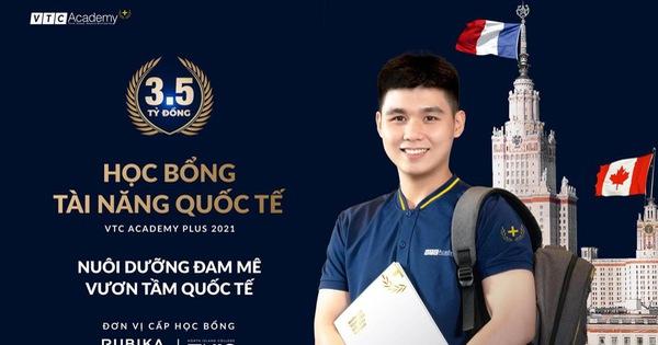 Cơ hội giành học bổng quốc tế cho chương trình tại Pháp và Canada