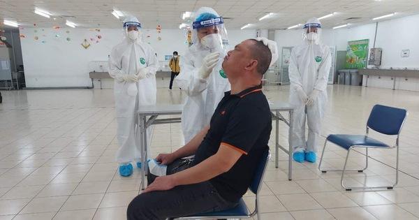 Một ca bệnh COVID-19 nhập cảnh tại Tây Ninh, Việt Nam thử nghiệm giai đoạn 2 vắc xin