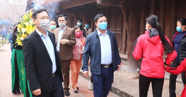 Thái Bình yêu cầu chấn chỉnh chuyện dân lơ là phòng, chống dịch COVID-19