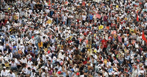 G7 ra tuyên bố chung lên án bạo lực với người biểu tình Myanmar