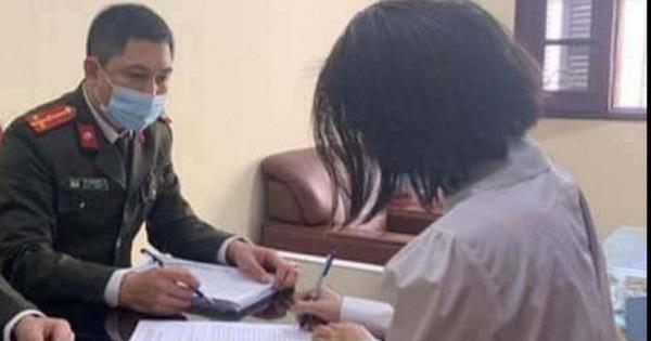 'Nửa đêm lại muốn chửi bậy' về chống dịch ở Hải Dương, cô gái bị xử phạt