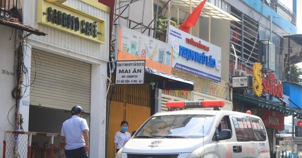 TP.HCM: Thêm nhiều địa điểm mà công chứng viên mắc COVID đã đến, có cả tiệm massage