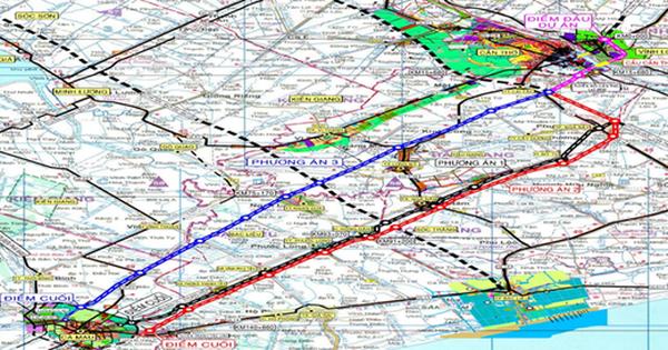 Kiến nghị đầu tư ngay đường cao tốc Cần Thơ - Cà Mau trong giai đoạn 2021- 2025