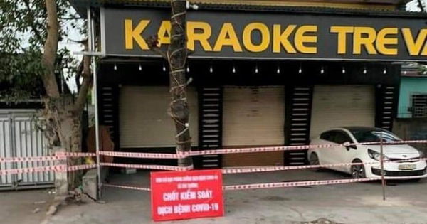 Hải Dương tìm người đến 10 quán karaoke liên quan 13 ca nhiễm COVID-19
