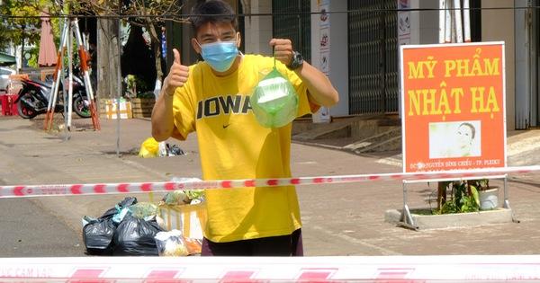 4 ngày không có ca nhiễm mới, Gia Lai dỡ bỏ phong tỏa nhiều nơi