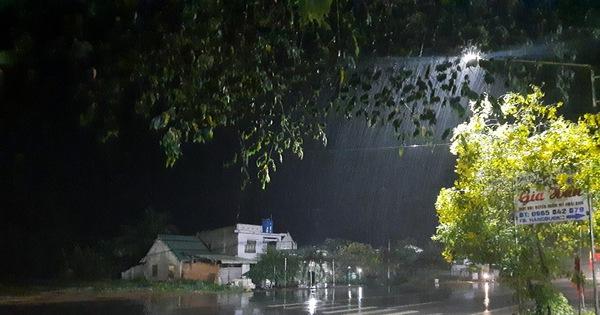 Cơn mưa 'vàng' giải nhiệt vùng quê Bình Phước