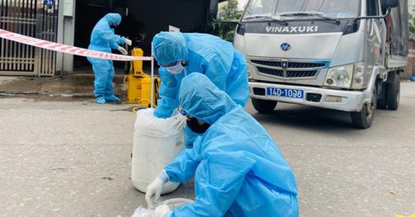 Hạ Long ghi nhận ca mắc COVID-19 liên quan 'ổ dịch' Bệnh viện K Tân Triều