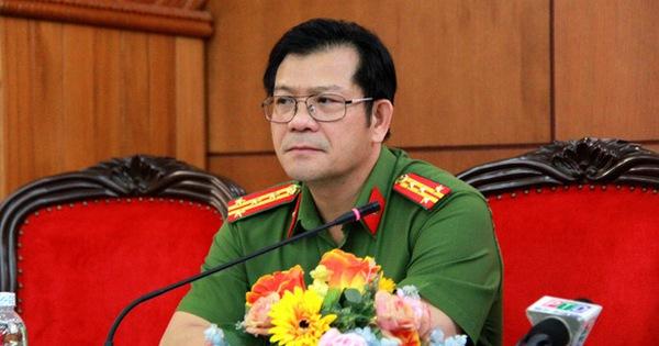 Trưởng ban chuyên án ''cà phê phế phẩm nhuộm pin'' làm giám đốc Công an tỉnh Đắk Lắk