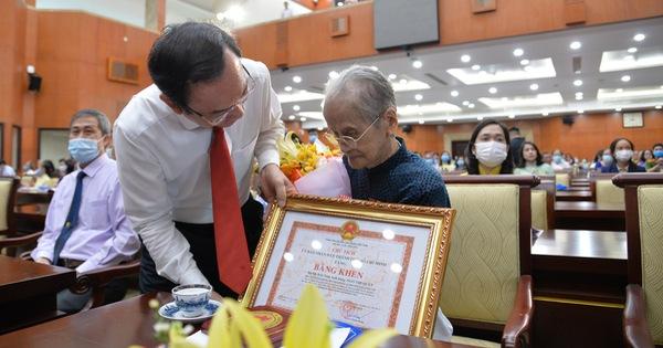 Ông Nguyễn Thành Phong: 'Để nghĩa tình thành thương hiệu của người dân TP.HCM'