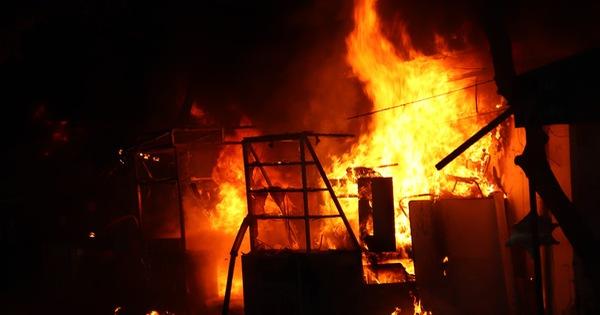 TP Thủ Đức và quận Gò Vấp xảy ra cháy nhiều nhất ở TP.HCM