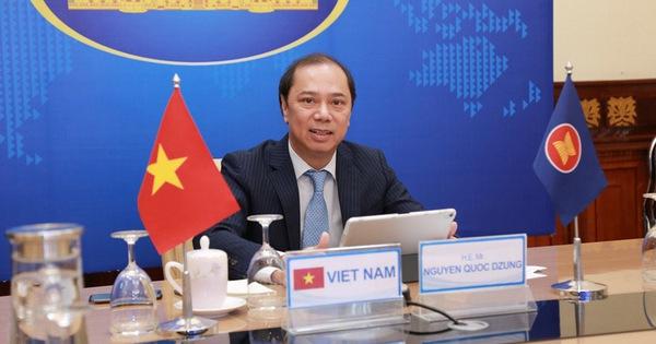 ASEAN và Úc phối hợp chặt chẽ duy trì hòa bình Biển Đông, bàn vụ Myanmar