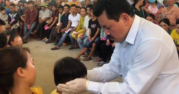 Vụ 'thần y' Võ Hoàng Yên chữa bệnh tại Quảng Ngãi: Thu hồi 200 triệu tiền mời thầy - Tuổi Trẻ Online