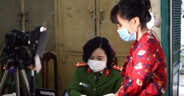 Hà Nội đã cấp hơn 1 triệu hồ sơ căn cước công dân gắn chíp