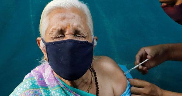 Tiêm vắc xin đã lâu, Ấn Độ bất ngờ ghi nhận nhiều ca COVID-19 nhất trong 1 ngày