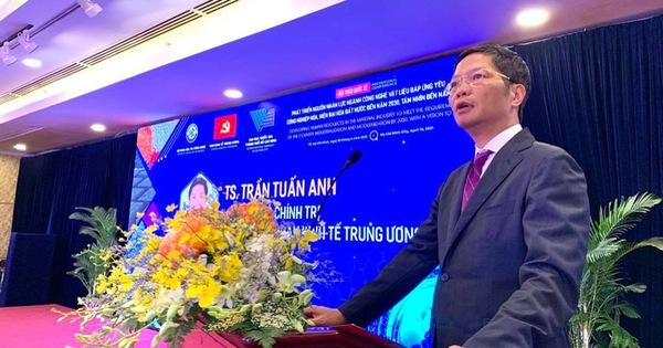Nhân lực ngành công nghiệp vật liệu Việt Nam còn thiếu và yếu
