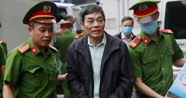 Cựu chủ tịch Công ty thép Việt Nam: ''Mức án đề nghị với tôi hơi nặng''