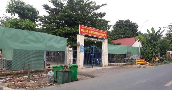 2 người nhập cảnh trái phép từ Phnom Penh về An Giang nghi dương tính COVID-19