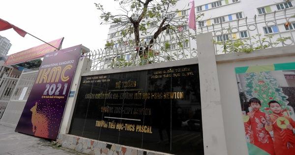Nhiều học sinh ở Hà Nội đau bụng, buồn ói sau bữa ăn trưa