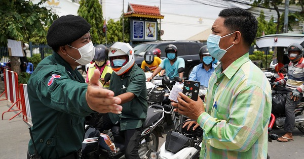 Lào, Việt Nam siết biên giới ngăn dịch từ Campuchia, Thái Lan