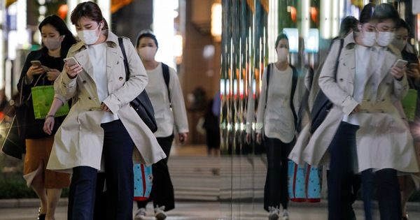 Nhật tuyên bố tình trạng khẩn cấp ở Tokyo và 3 tỉnh ngăn COVID-19