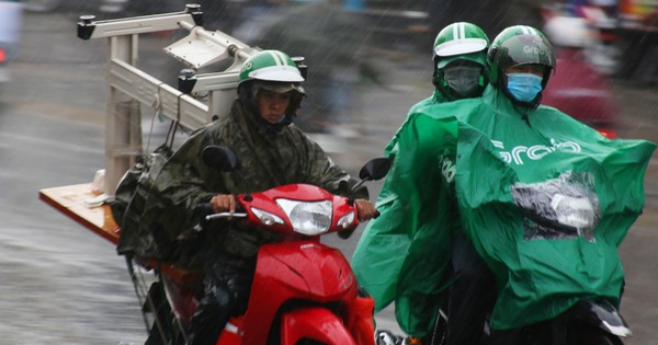 Thời tiết biến động, cả nước đề phòng mưa dông, gió lốc