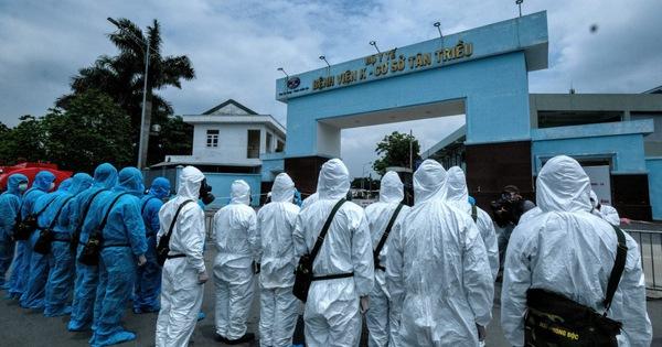 Lo ngại COVID-19 tiếp tục lây trong bệnh viện, Bộ Y tế ra chỉ đạo nóng