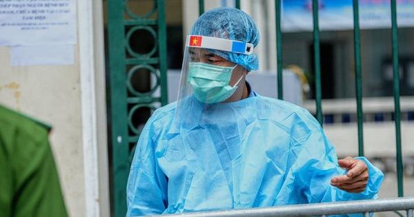 Đi Đà Nẵng nhưng không khai báo, 2 vợ chồng khiến 1 khoa Bệnh viện Hữu nghị cách ly