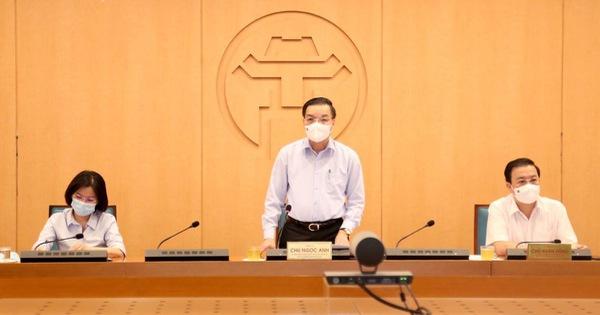 Chủ tịch Hà Nội: 'Giám đốc mắc COVID-19 không khai báo, chơi golf trong giờ làm việc'