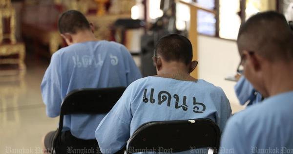 COVID-19 xâm nhập nhà tù Thái Lan, gần 3.000 phạm nhân dương tính - Tuổi Trẻ Online