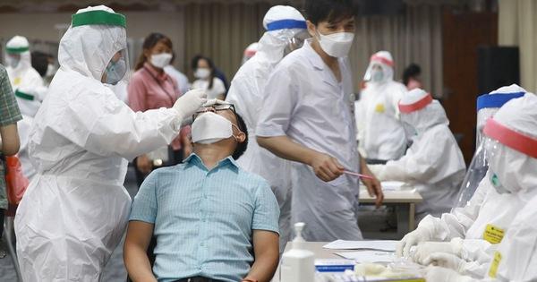 Bắc Ninh thêm 25 ca COVID-19 mới, xét nghiệm ngẫu nhiên công nhân ở khu công nghiệp