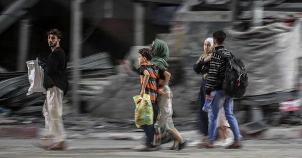 Israel không kích, thương vong ở Dải Gaza lên đến gần 1.000 người