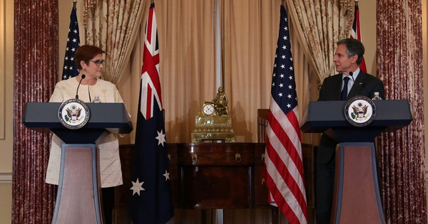Mỹ hứa 'không để Úc một mình' khi bị Trung Quốc bắt nạt