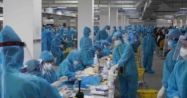 Sáng 17-5: 22/37 ca COVID-19 mới ở Bắc Giang, thêm tỉnh Tuyên Quang có dịch