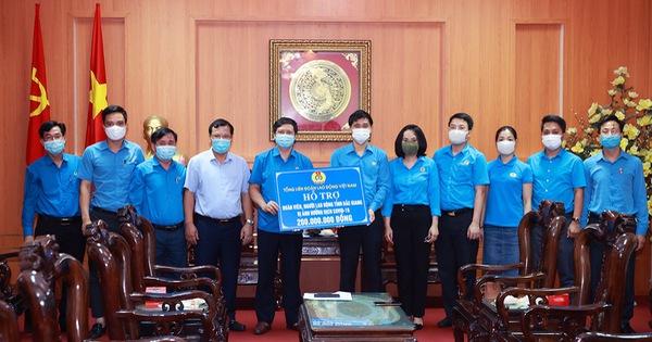 Sẽ hỗ trợ hơn 51.000 công nhân tại Bắc Giang phải nghỉ việc vì COVID-19