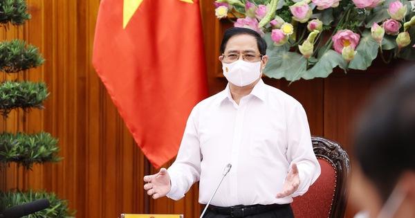 Thủ tướng: Đợt dịch này 'mầm bệnh xuất phát từ bên ngoài'