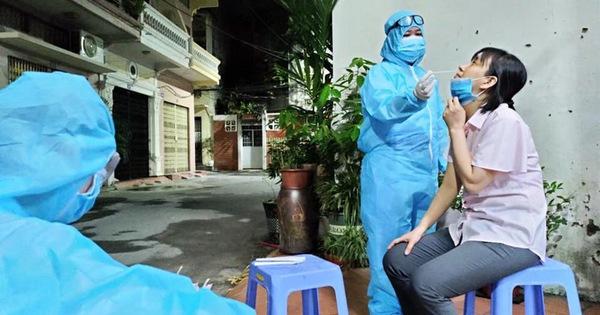 Hải Phòng xét nghiệm COVID-19 tất cả giáo viên, học sinh liên quan ca bệnh mới