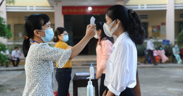 Thái Bình cho học sinh nghỉ sau 5 ca dương tính trong cộng đồng