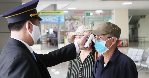Hải Phòng tạm dừng vận tải khách đi, đến tỉnh Nghệ An